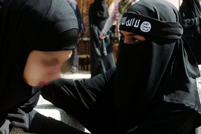 القضاء الهولندي يدين مغربية بتهمة الارهاب ويرحلها إلى المغرب