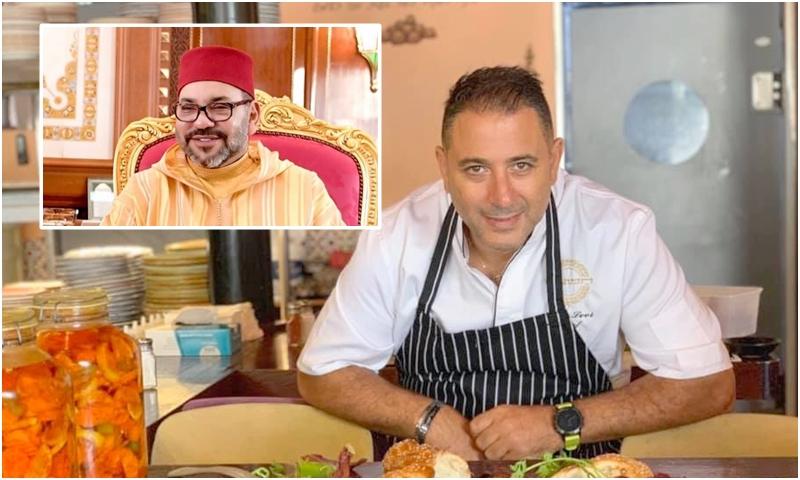 'ماستر شاف' إسرائيلي جزائري الأصل: أحلم بطبخ مأدبة على شرف الملك بإسرائيل