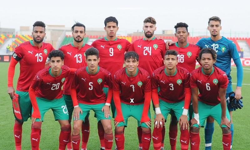 'كان' موريتانيا | 'أشبال الأطلس' يتأهلون لربع النهائي بعد فوز كاسح على تنزانيا