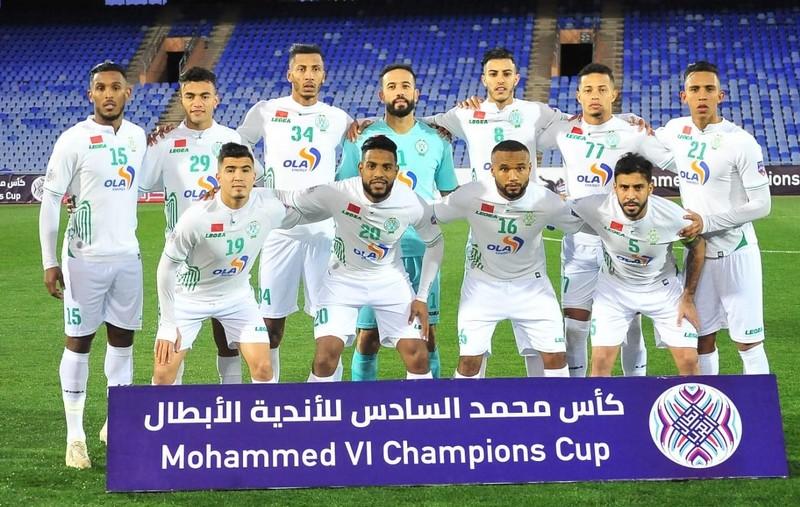 مارس القادم موعد نهائي كأس محمد السادس بين الرجاء والاتحاد السعودي