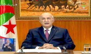 'مبلبلة' بالجزائر.. (فيديو) في خطاب تلفزي. تبون يعلن حل البرلمان وانتخابات عاجلة