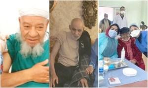 عبد الرؤوف، بلخياط، ماه ماه.. 'كبار' مشاهير الفن المغربي يتلقون اللقاح