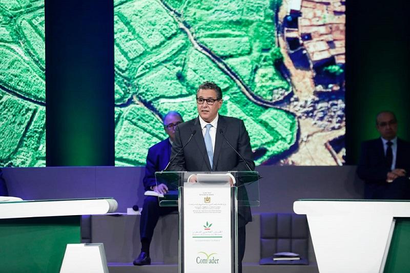 أخنوش: الجانب الاجتماعي أحد ركائز الاستراتيجية الفلاحية الجديدة 'الجيل الأخضر'