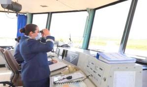 نساء القوات الملكية.. نخبة من 'الجنس الناعم' في مهمة لمراقبة القاعدة الجوية