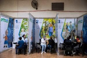 إسرائيل تبدأ تلقيح العمال الفلسطينيين حملة التصاريح ضد كورونا