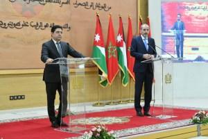 الأردن: الحكم الذاتي هو الحل المنطقي لتسوية النزاع المصطنع بالصحراء المغربية