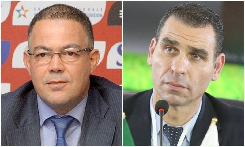 بعد قبول ملفه.. الجزائري 'زطشي' ينافس لقجع على عضوية الـFIFA من جديد