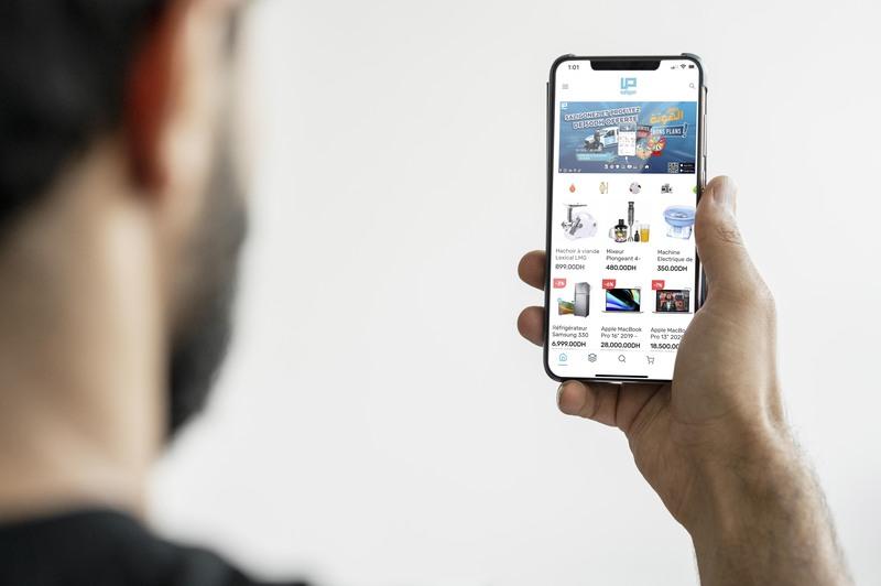 """منصة """"Saligon"""" للتجارة الإلكترونية تُطلق تطبيقها الرقمي النقال"""