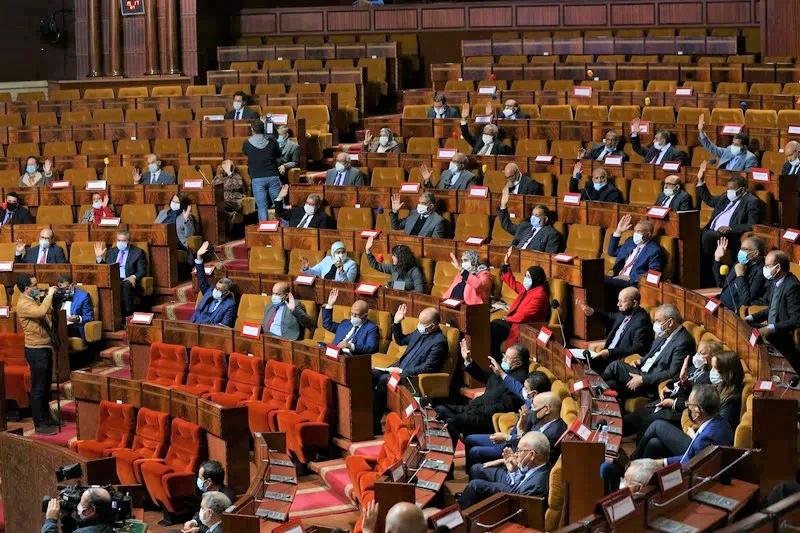 الـPJD خارج الاجماع الحزبي.. البرلمان يصادق بالأغلبية على قانون الانتخابات