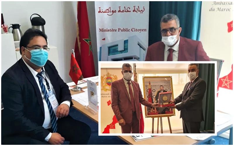 رئاسة النيابة العامة تنصت بالكوت ديفوار إلى اهتمامات وقضايا الجالية المغربية
