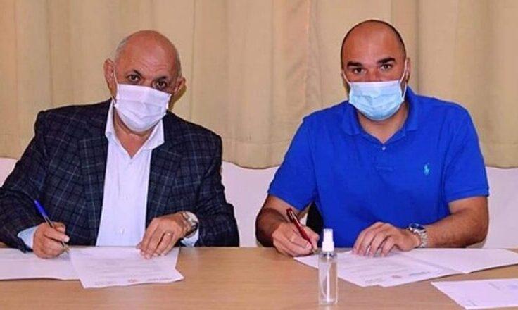 رسميا. حسنية أكادير يتعاقد مع الإطار الوطني رضا حكم