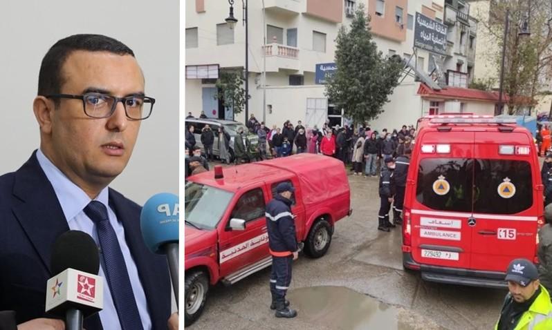 أسر ضحايا معمل طنجة تطالب بتعويضات الضمان الاجتماعي والتغطية الصحية