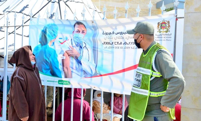 المغرب يقرر ضمّ أعمار 45 سنة وما فوق كمستفيدين من عملية التلقيح