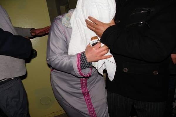 خارج المألوف.. الحبس النافذ لسيدة عنفت زوجها وطردته من بيت الزوجية بمراكش
