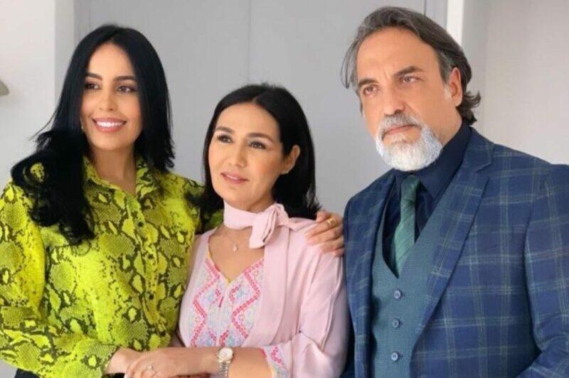 القاطي يدعم سعاد خيي بعد عودتها الناجحة