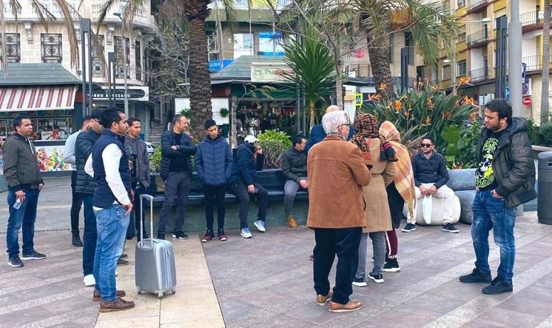 تقرير: اسبانيا تستقبل ما يزيد عن 811 ألف مهاجر من أصول مغربية