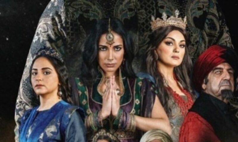 حملة غضب ضد المغربية نادية كوندة لظهورها في مسلسل جزائري