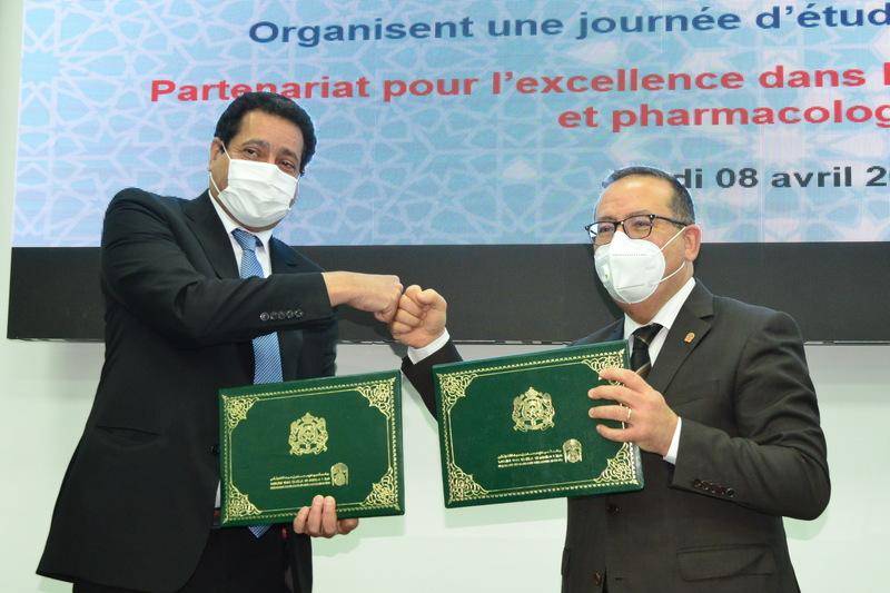 لابروفان وجامعة سيدي محمد بن عبد الله بفاس يطوران الاستعمال العلاجي للقنب الهندي