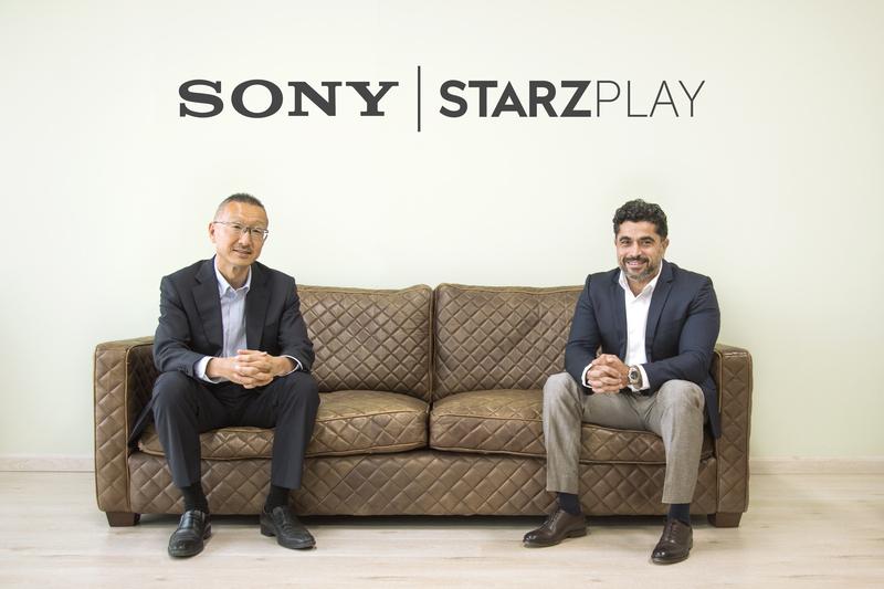 تلفزيونات سوني تأتي مع تطبيقSTARZPLAY  الشهير ابتداء من ماي