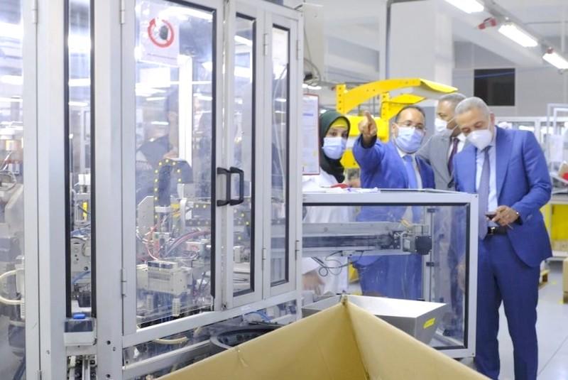 المحمدية. مولاي حفيظ يدشن توسعة أحدث المصانع لإنتاج أدق أجزاء السيارات