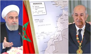 بعد التوسع الإيراني في المنطقة.. تنسيق طهران والجزائر يهدد الوحدة الترابية للمغرب