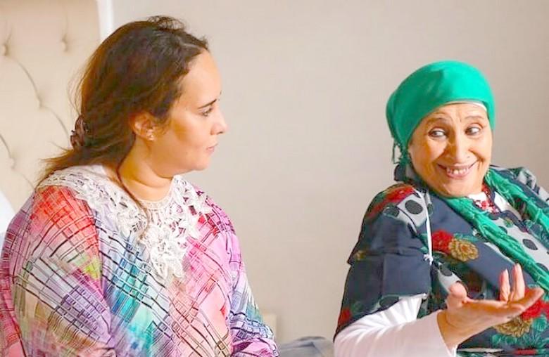 الابتسامة والاستقرار يعودان للفنانة عائشة ماه ماه مع إطلالة رمضان