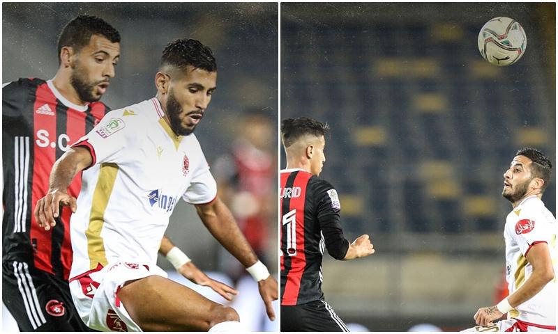 الوداد يحافظ على صدارة البطولة بتعادل مثير أمام شباب المحمدية