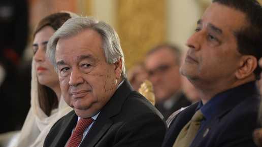 غوتيريش: اقترحت 12 مبعوثا للصحراء المغربية.. تم رفضهم جميعا!