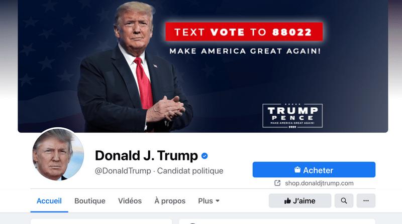 مجلس الإشراف بـ'فيسبوك' يتدارس قراره بشأن 'بلوك' حساب ترامب