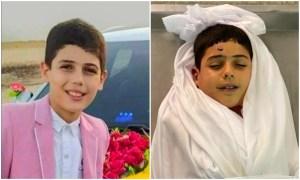 ابتسامته 'حيًا وشهيدًا' تخطف أنظار العالم.. الطفل 'حمزة نصار' يتحول لأيقونة الحرب على غزة