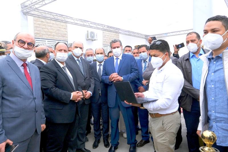 إقليم تازة. أخنوش يطلق برنامج التنمية القروية بالمناطق الجبلية بالريف
