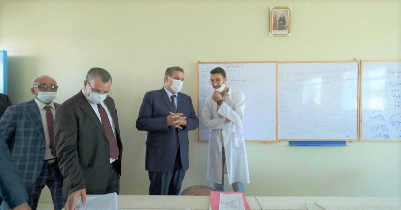 تشمل قطاعات التعليم والصحة والطرق.. أخنوش يطلق 698 مشروعا بجهة الرباط ـ سلا