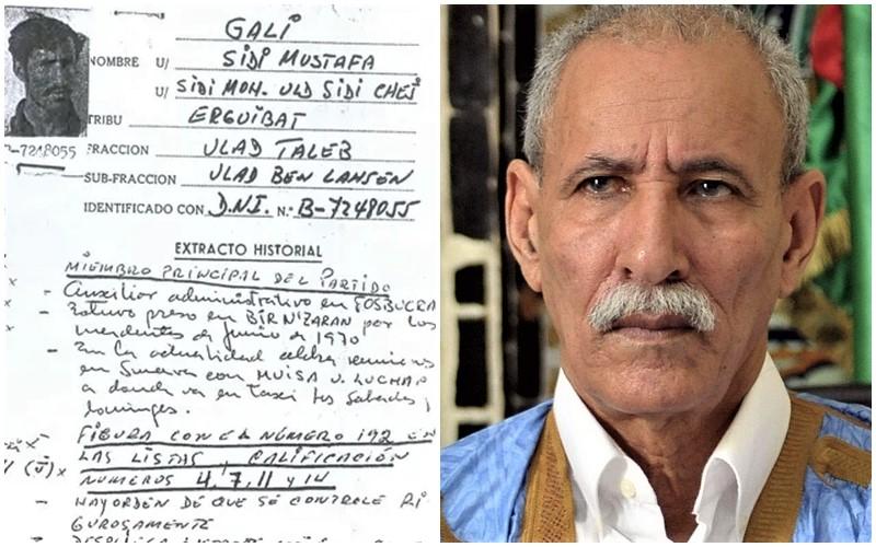 صحيفة 'لاراثون' الاسبانية: زعيم 'بوليساريو' كان جاسوساً لدى نظام الجنرال 'فرانكو'