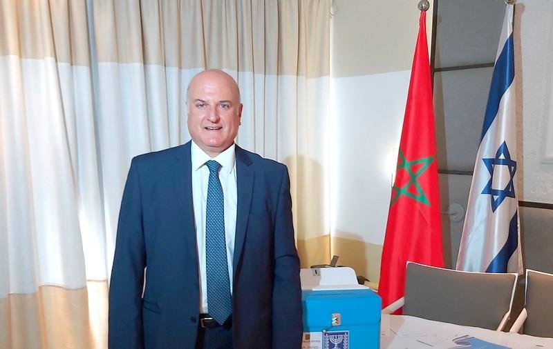 سفير إسرائيل بالرباط يطير بسرعة إلى تل أبيب.. ويؤكد: سوف أرجع للمغرب