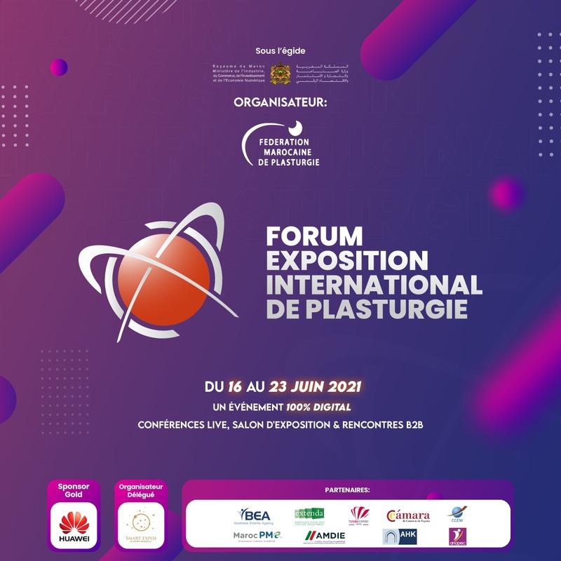 هواوي المغرب شريك في المنتدى-المعرض الدولي لصناعة البلاستيك