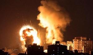 غارات إسرائيلية تقتل 20 شهيداً فلسطينيًا.. وعشرات صواريخ المقاومة تصل القدس