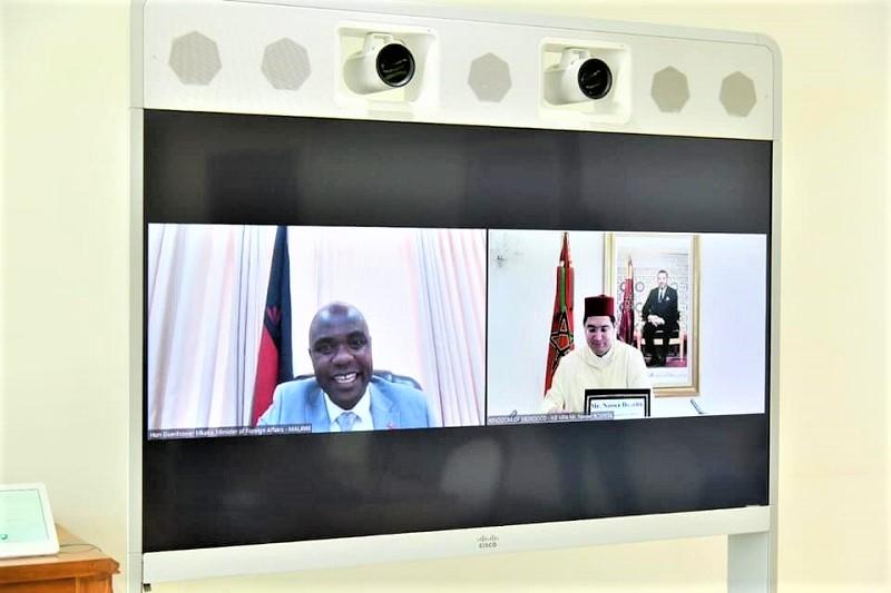 ملاوي تجدد التأكيد على دعمها 'الثابت والمتواصل' للوحدة الترابية للمغرب