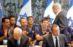 تزامناً مع الأحداث في فلسطين.. برشلونة يستفز الجماهير العربية والمسلمة بخطوة إسرائيلية