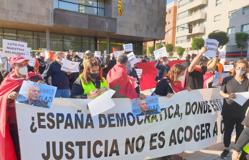 هاشتاغات 'إسبانيا' و'الجزائر'.. مغاربة يسجلون حضورًا وازنًا بتويتر للدفاع عن الوحدة الترابية
