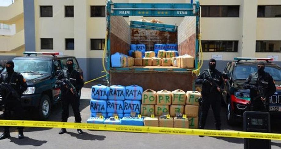 كازا. الأمن يطيح بسائق شاحنة وابنه القاصر ضمن شبكة تهريب المخدرات