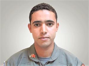 مغاربة يخلدون ذكرى رحيل شهيد 'عاصفة الحزم' الطيار ياسين بحتي