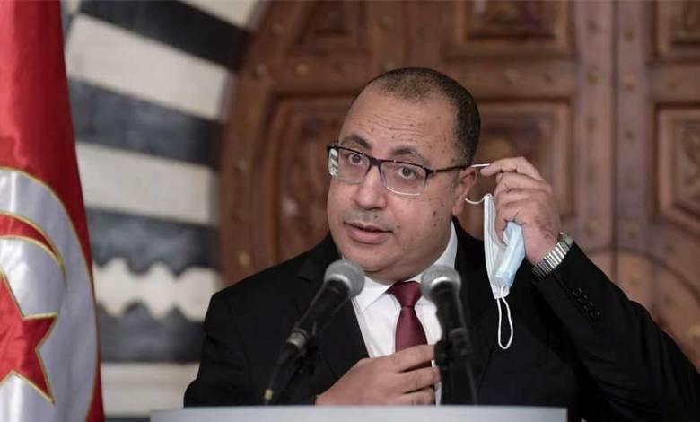 رغم تلقيه للقاح.. كورونا يصيب رئيس حكومة تونس، والصحة: الوضع مأساوي