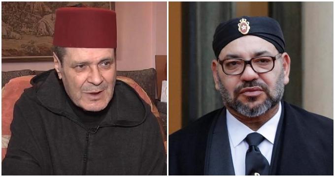 الملك معزيا أسرة الجامعي: فقدنا رائدا من رواد الأغنية المغربية العصرية