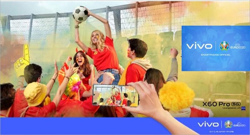 """شركة الهواتف النقالة vivo تطلق حملتها الجديدة """" إلى لحظات أجمل """""""