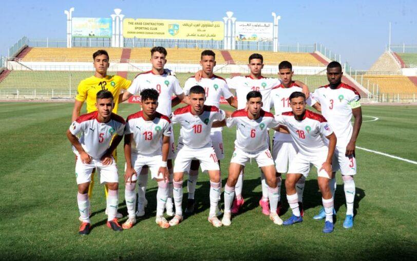 المنتخب المغربي يكتسح طاجكستان بسداسية في افتتاحية كأس العرب
