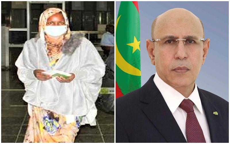 بتدخل مباشر من الرئيس ولد الغزواني.. نقل مواطنة موريتانية للاستشفاء بالمغرب