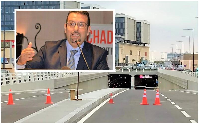 أبو الرحيم: تدشين نفق الموحدين الأطول أفريقياً حدث تاريخي في الدار البيضاء والمغرب
