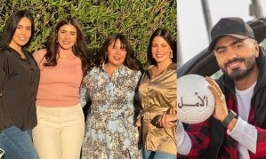 صدى 'بنات العساس' يصل مصر وتامر حسني يتعاون مع إحدى بطلاته