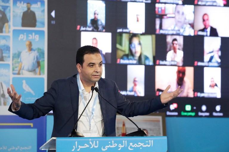 من مراكش. بايتاس يكشف تفاصيل مقترح 'الأحرار' لإحداث صندوق تدبير زكاة المال