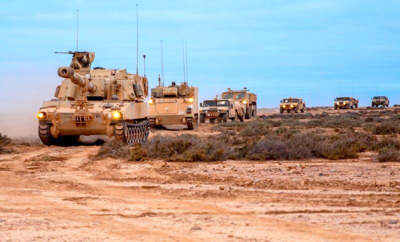 جنرال أمريكي: التعاون العسكري مع المغرب غير محدود ومستقبله هائل